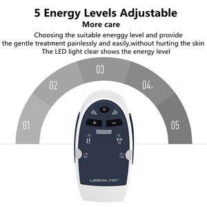 Image 4 - Lescolton épilateur Laser T006, aisselles, Bikini, système dépilation permanente, rajeunissement de la peau