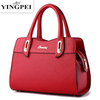 New 2016 Women Bag Handbag Fashion Designer Messenger Bolsas Feminina An Edition Sweet Lady Fashion Female