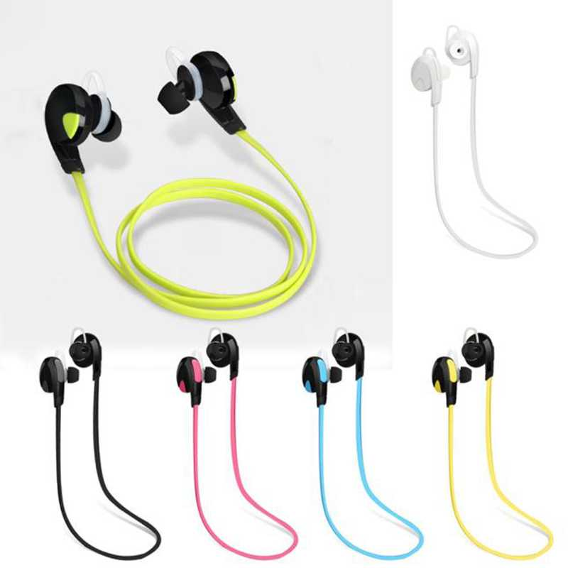 Bluetooth Wireless Handfree Headset Stereo In-Ear Earphone Sport Universal For Samsung For HTC for Android Phone jninsens original single stereo earphone wireless bluetooth v4 1 mini earphone in ear earbud universal for ios android phone
