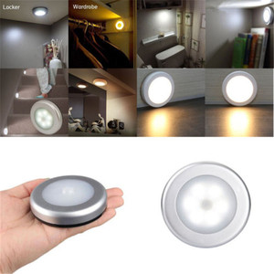 Image 2 - 6 LED Light Lamp PIR Auto Sensor Motion Detector Wireless Infrared Use In  Home Indoor wardrobes/cupboards/drawers/ stairway
