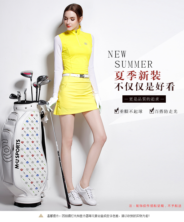 Golf Pleated Skirts Women Golf Clothing Tennis Shorts Ladies colorful Short Plus New Apparel Sport Skirt inc new black beige women s 14 textured snake print pleated mini skirt $89 030