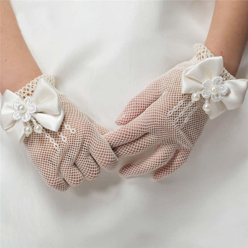online buy wholesale cream lace gloves from china cream