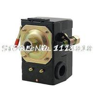 85 115PSI 1 Port PT 1/4 Air Compressor Adjustable Pressure Switch Control Valve