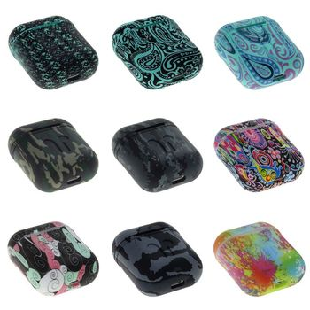 Dye Pattern Design AirPod Case Cover