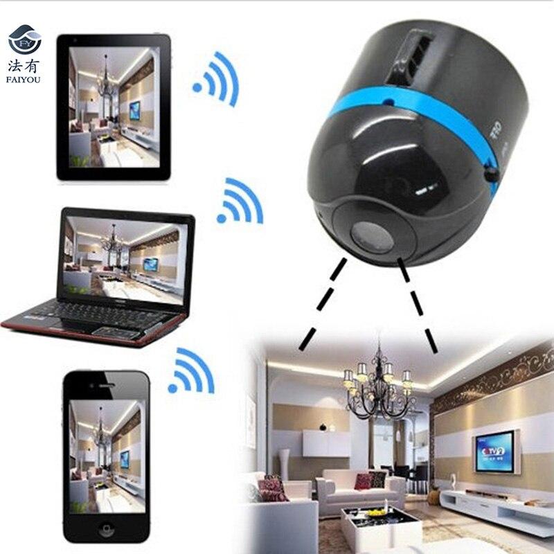 Mini DV Camera Hot Ai Ball Super Mini Wifi Security Camera Wireless IP Webcam font b