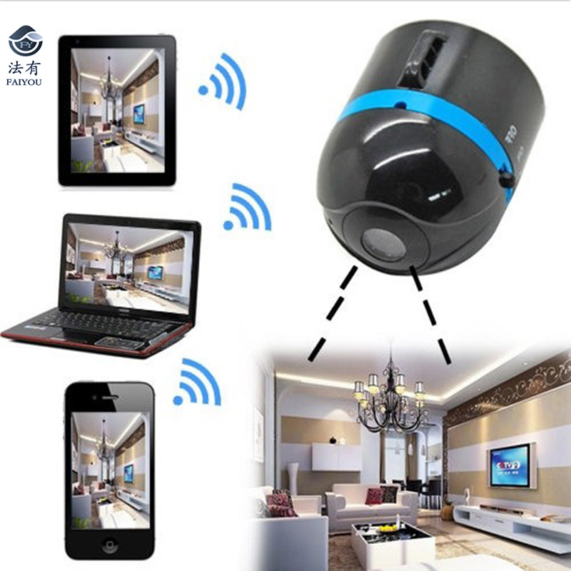 Mini DV Caméra Ai Boule Chaude Super Mini Wifi Caméra de Sécurité Sans Fil IP Webcam CCTV Surveillance P2P Caméra Baby Monitor