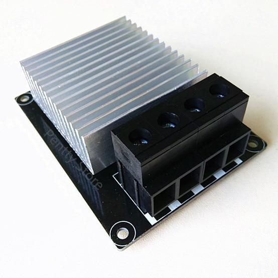 Controlador de cama de calefacción de impresión MKS MOSFET para extrusor de cama de calor módulo MOS MOSFETs transistor semiconductor Dispositivo de refuerzo