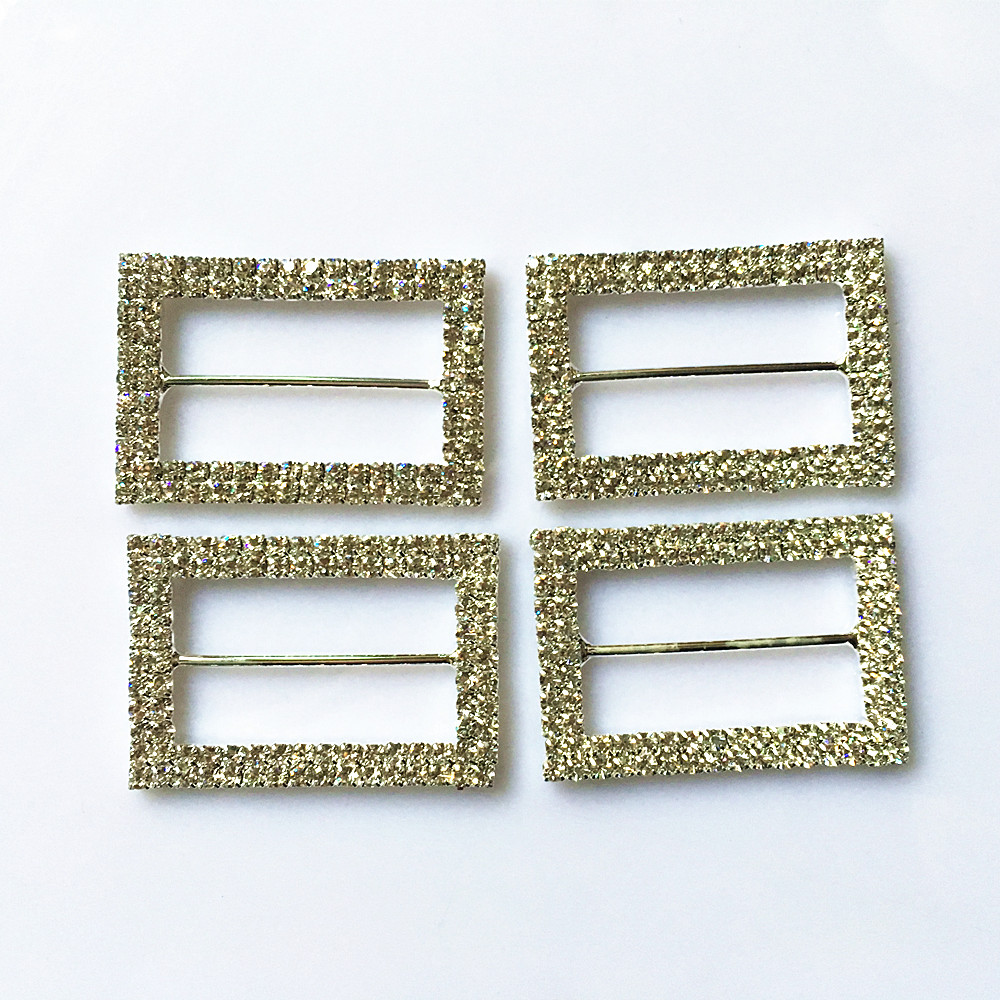 Arts,crafts & Sewing Cjsir 5pcs 40x28mm Big Buckle Chair Sash Buckles Made Of Aaa Rhinestone 32mm Bar Wedding Party Belt Decors Careful Calculation And Strict Budgeting