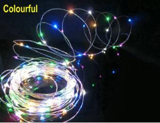 LED luces de la secuencia 5M 33ft 100led 5V USB alimentado al aire - Para fiestas y celebraciones - foto 3