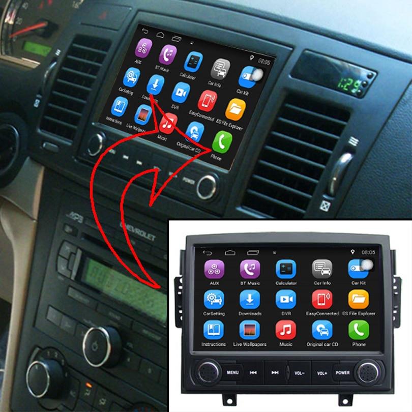 Opgewaardeerd Originele Android Car multimedia speler Auto GPS - Auto-elektronica