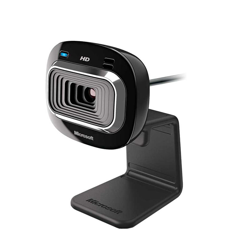 HD 3000 network camera with a microphone 720P video packet