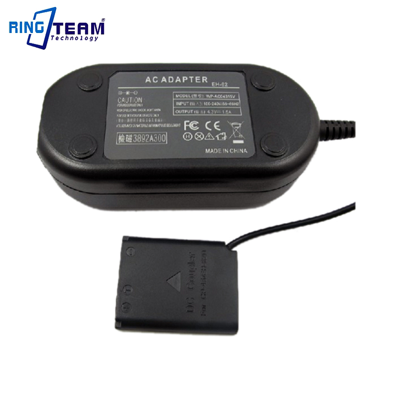 Wholesale 10Sets/Lot Repalce EH62D EH-62D AC Power Adapter Kit for Nikon Select Coolpix Digital Cameras (EH-62 + CP-45/EH-62D)