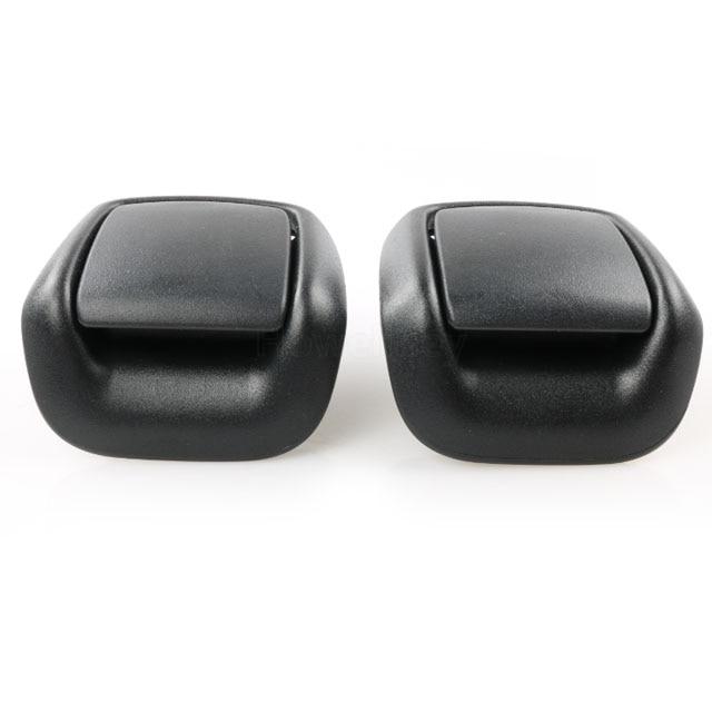 Seat Handle Front Left//Right Hand Seat Tilt Handle Seat Adjuster Left Handle Black