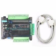 FX3U LE3U 24MR 6AD 2DA RS485 RTC (reloj de tiempo real) 14 entrada 10 salida de relé 6 entrada 2 salida analógica analógica plc controlador