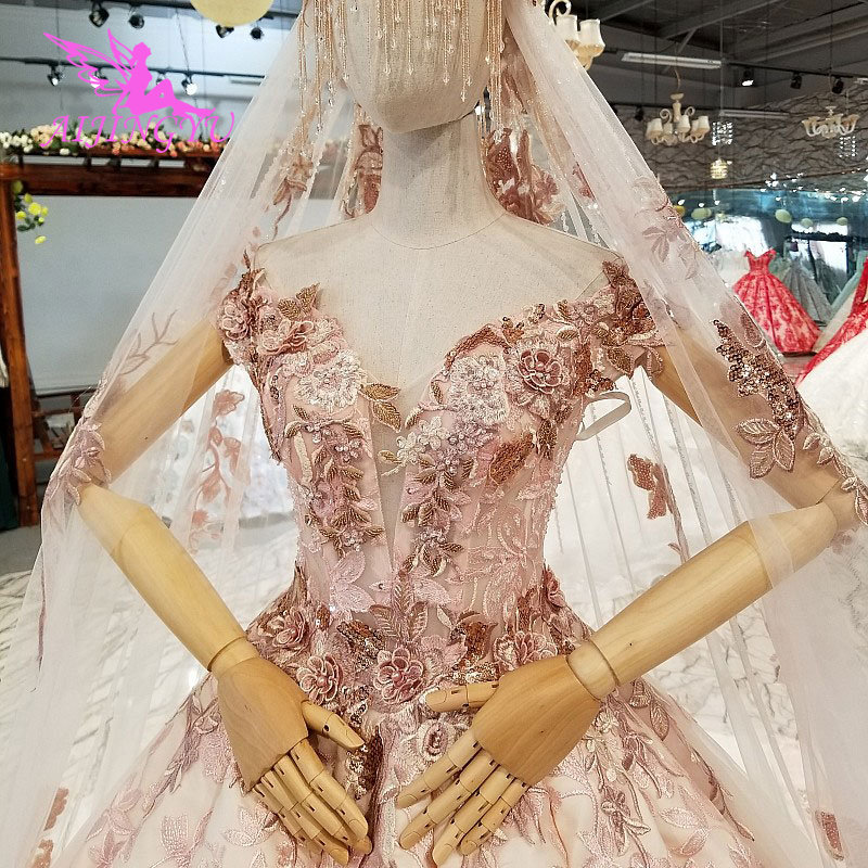 AIJINGYU Petite Wedding Dress Gowns Chile Sexy Bride Korean Uk Affordable Stores Buy Gown Turkey Bridal Dresses - 6