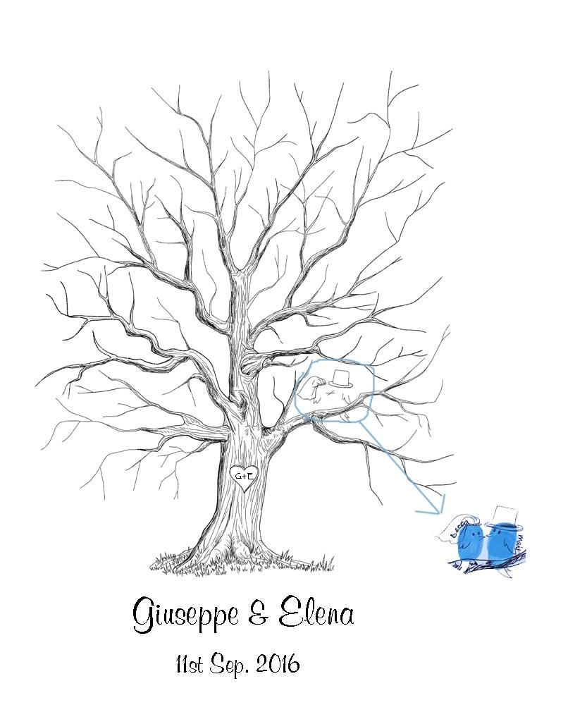 16 20 wedding tree guest book wedding tree zoom