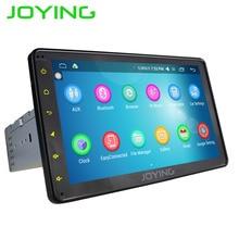 JOYING venta Caliente Nuevo Estilo de Coche Estéreo 1 din Android 6.0 Navegación del GPS de 8 pulgadas HD 1024*600 AutoRadio apoyan DAB + DVR CÁMARA OBD2