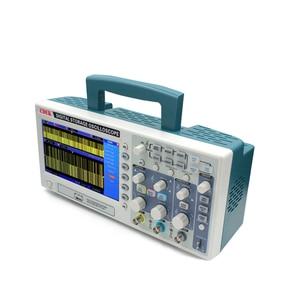 Image 3 - CDEK DSO1102P הדיגיטלי אוסצילוסקופ נייד 100 MHz 2 ערוצים 1GSa/s שיא אורך 40 K USB LCD אוסצילוסקופ להשוות DSO5102P
