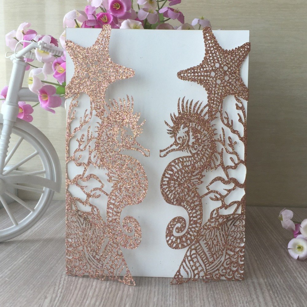 Wedding Party Ceremony Starfish Ocean Beach Theme Satin Lace Garter White