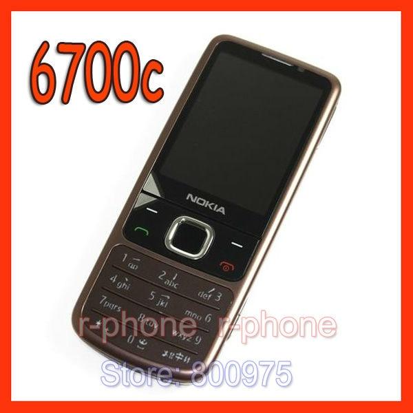 bilder für Nokia 6700c mobile telefon russische tastatur original 6700c telefon entsperrt 6700 klassische arabische tastatur