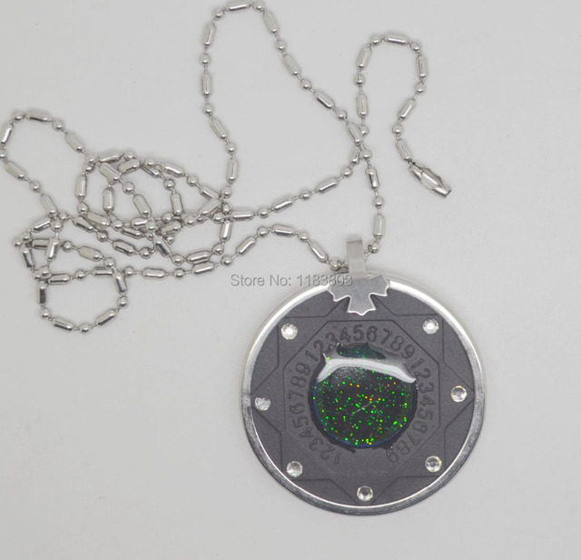 US $11 4 5% OFF|Aliexpress com : Buy Free shipping colorful stainless steel  Science Quantum pendant negative ion pendant Bio Scalar Energy necklace