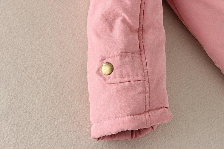 19 Winter New Women's Hooded Fur Collar Waist And Velvet Thick Warm Long Cotton Coat Jacket Coat 29