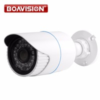 HD 4 0MP Bullet IP Camera With POE Outdoor CCTV Security Camera H 265 H 264