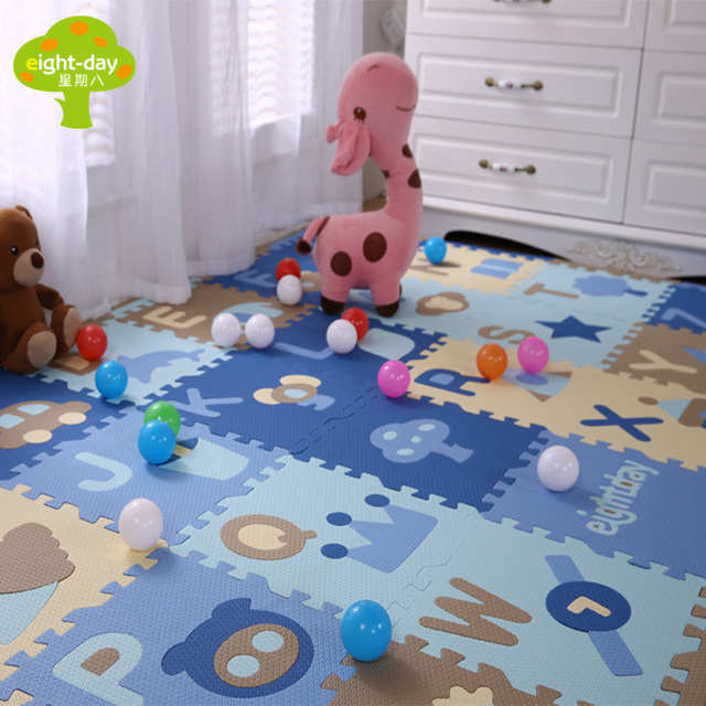 Us 7673 Dziecko Puzzle Z Pianki Pe Alphabt Mata Indeksowania Mata Do Zabawy Dla Dzieci Dla Dzieci Gry Maty Gimnastyczne Miękkie Podłogi Przedszkole