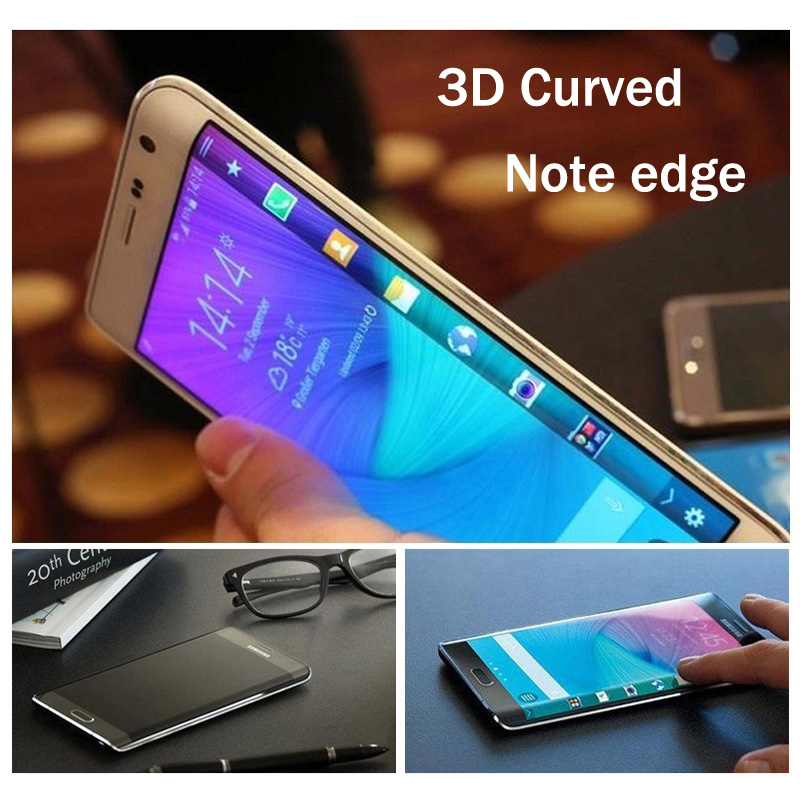 Flip Leather Phone Case For Samsung Galaxy Note Edge SM N915