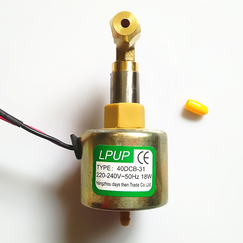 1500Wsmoke machine oil pump model 40DCB-31 voltage 220-240V-50HZ power 18W