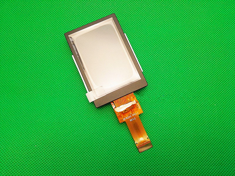 Skylarpu 2.6 inch TFT LCD screen for Wintek DF1624X FPC-1 REV:2 Handheld GPS LCD display screen panel Repair replacement колготки idilio vita 20 vita bassa цвет nero черный kw12 размер 4
