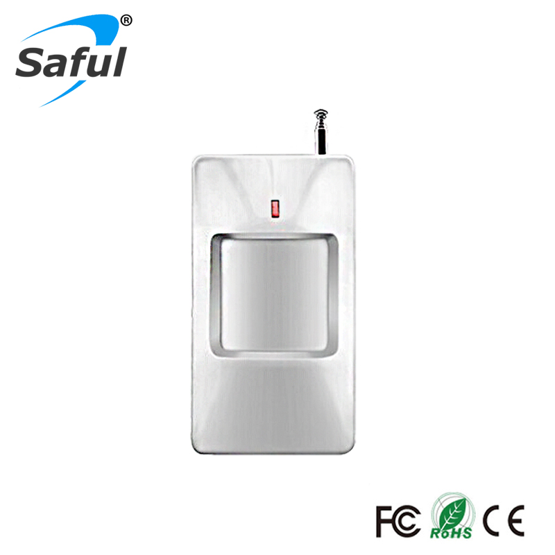 315/433Mhz wireless pir infrared motion detector For Wireless GSM/PSTN Auto Dial Home Security for gsm alarm system 4pcs lot 315 433mhz wireless pir sensor motion detector for wireless gsm pstn auto dial home security alarm system no battery
