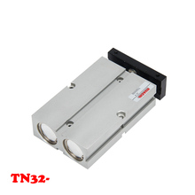 Free Shipping 32mm Bore 10/15/20/25/30/35/40/45/50/60/70/75/80/90/100/125/150mm high quality pneumatic components TN TDA