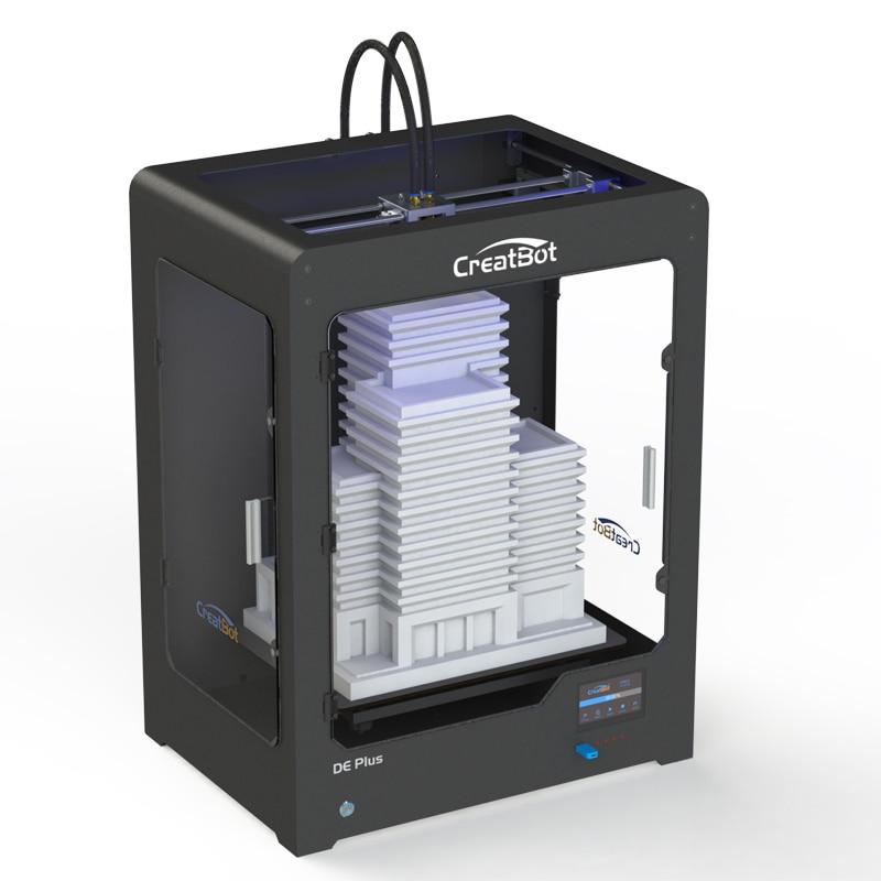 Najnowszy Creatbot DE plus 01 drukarka 3d duży rozmiar 400 * 300 * - Elektronika biurowa - Zdjęcie 3
