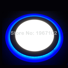 New Design Round LED Panel Downlight 6W 9W 16W 24W 3 Model LED Panel Lights AC85-265V Recessed Ceiling Painel Lights