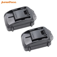 POWTREE 2 PCs WA3525 20Volt Lithium Battery For WORX WA3520 WA3575 WG151 WG155 WG890 Tool