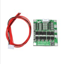 New Arrival 4S 30A 14.8V Li-ion Lithium 18650 Battery BMS Packs PCB Protection Board Balance Integrated Circuits