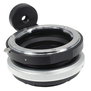 Image 2 - Fotga Tilt Shift Adapter Ring für Nikon F objektiv Sony E mount NEX 7 6 5 5R 3 A6000 A5000 a7RIII A7III NEX7
