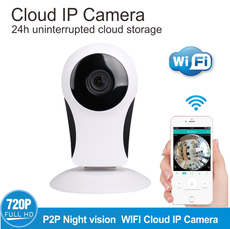 720P Home Security IP Camera 1080P Wireless Smart WI-FI Audio Record Surveillance Baby Monitor HD Night Vision Camera hot home security hd cctv ip camera 720p wireless smart wi fi audio record surveillance baby monitor night vision infrared p2p