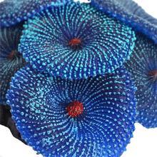 Aquarium Decor Silicone Coral