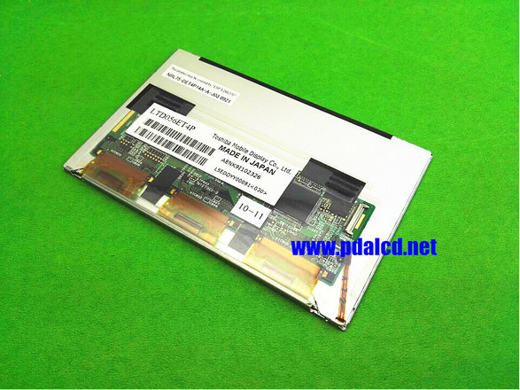 5.6inch GPS LCD panel for Toshiba LTD056ET2F LCD GPS navigation LCD display screen panel Free shipping