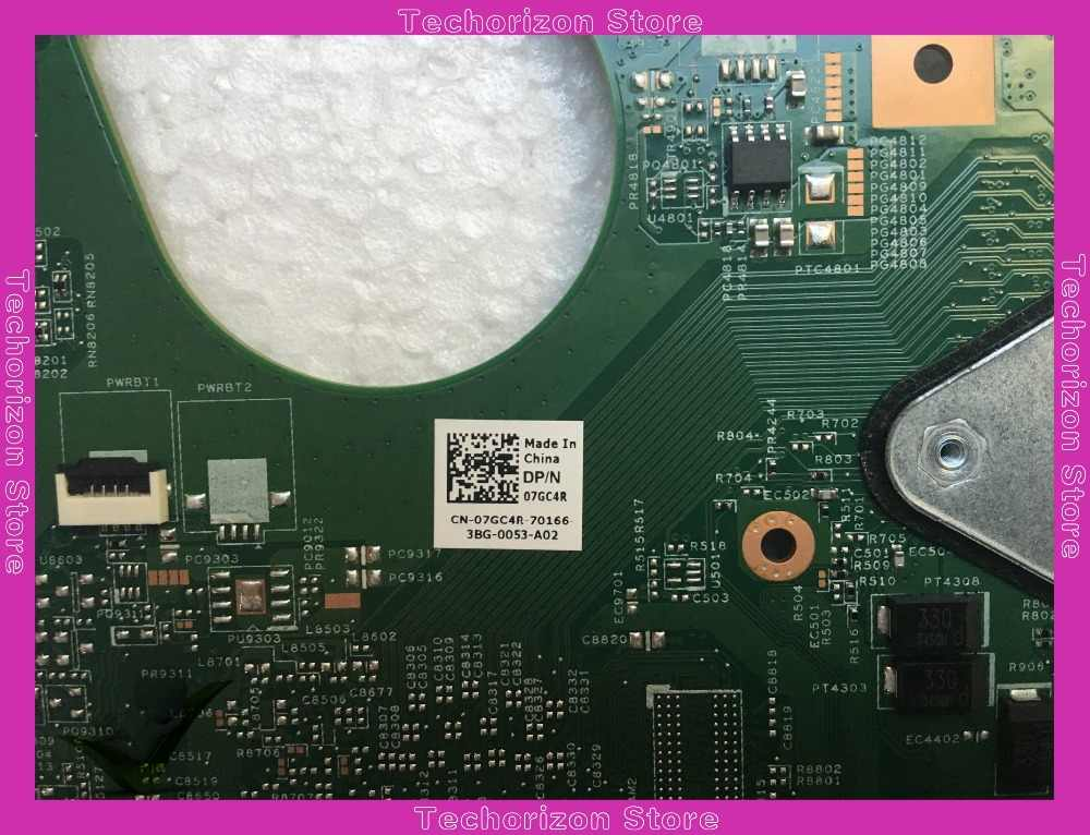 For DELL N5110 motherboard 07GC4R tested working
