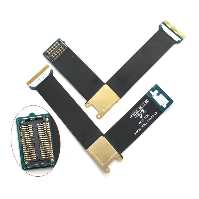 New Compatible For Samsung C3750 C3752 GT-C3750 GT-C3752 LCD Main Motherboard Flex Cable Ribbon