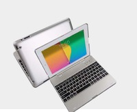 Ultra Thin Wireless Bluetooth Keyboard Dock Stand Cover Case For Apple IPad 2 3 4 Tablet