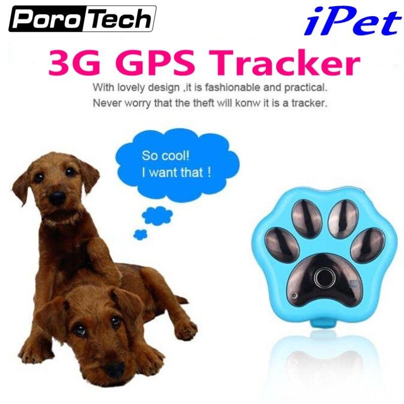 5 шт. Pet GPS трекер V40 3 г сети Водонепроницаемый мини gps трекер собака кошка Личная отслеживания локатор IOS /Andriod приложение GSM GPRS