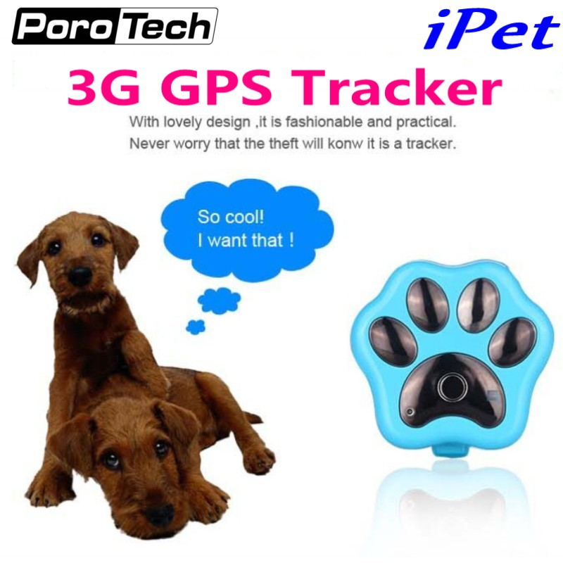5PCS Pet GPS tracker V40 3G Network Waterproof Mini GPS Tracker Dog Cat Pet Personal Tracking Locator IOS / Andriod App GSM GPRS personal gps tracker gprs gps gsm personal locator mini gps tracker for kids