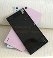 100% Original Back Battery Cover for HuaWei Ascend P7 back glass P7 Rear Battery Door Cover Housing with NFC+ sticker