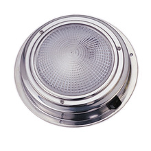 12V Ceiling Light Stainless Steel Boat Yacht Caraven Motorhome 4 5 Dome