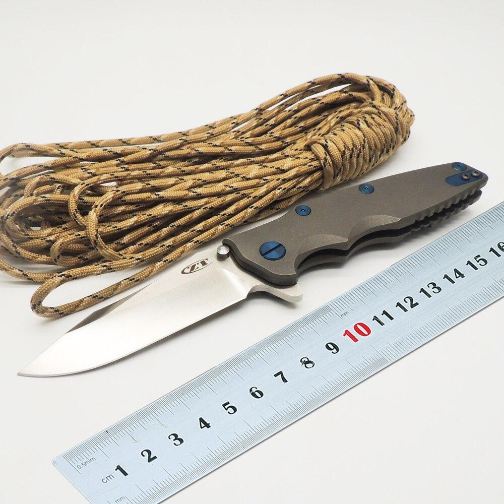 BMT ZT 0392 Folding Blade font b Knives b font S35VN Blade font b Tactical b