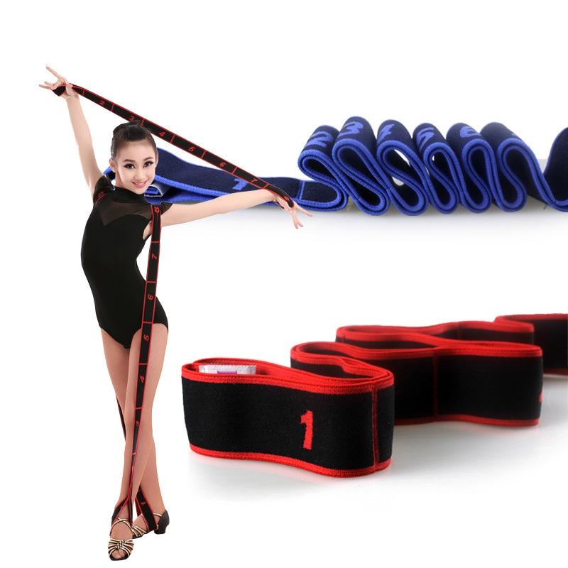 child-gymnastics-font-b-ballet-b-font-latin-stretch-bands-yoga-band-foot-loop-adultdance-exercise-training-latin-elastic-banddt004